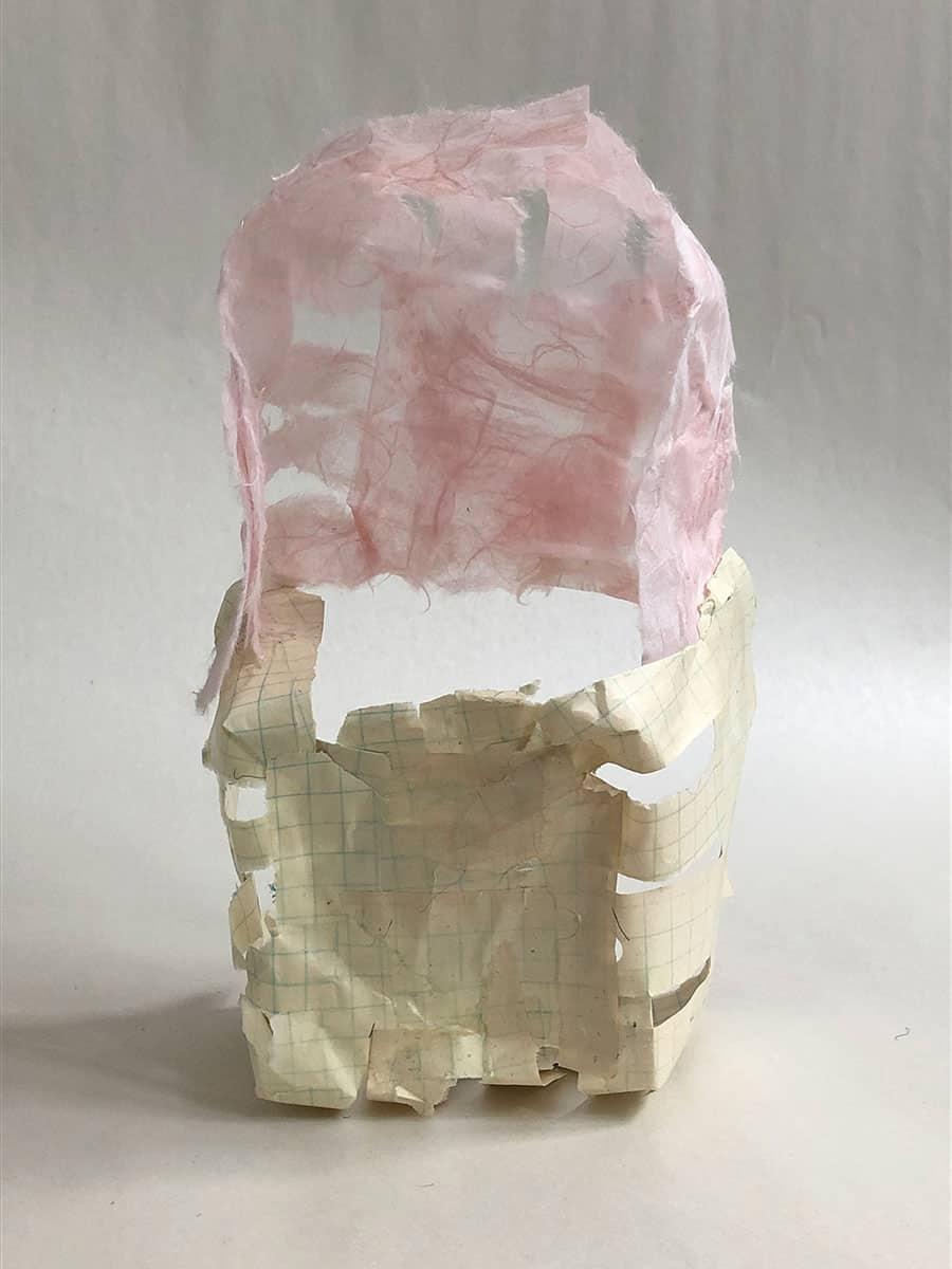 paper carton model